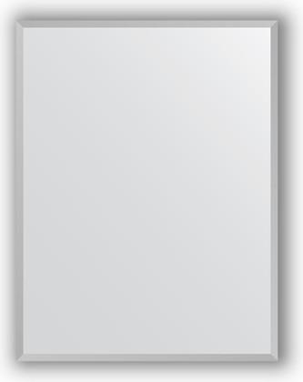 Зеркало в багетной раме 66x86см хром 18мм Evoform BY 3257