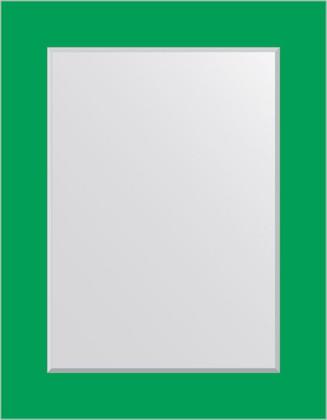 Зеркало для ванной на цветном основании 70x90см FBS CZ 0612