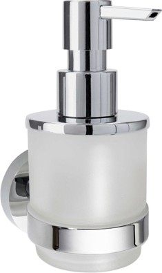 Дозатор жидкого мыла настенный MINI Bemeta Omega 200мл 138709041