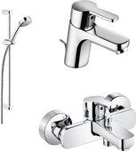 Комплект смесителей с душем KLUDI Logo Neo 376840575