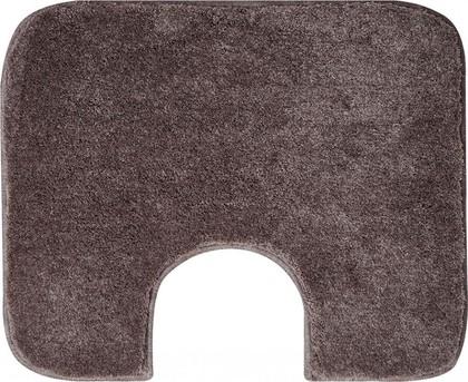 Коврик с вырезом под туалет 60x50см какао Grund COMFORT WC 2399.06.4296