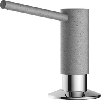 Дозатор жидкого моющего средства встраиваемый, платина Omoikiri ОM-02-PL 4995022
