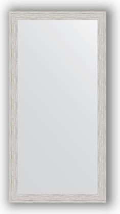 Зеркало в багетной раме 51x101см серебрянный дождь 46мм Evoform BY 3069