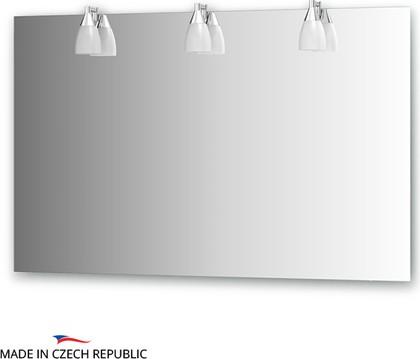 Зеркало со светильниками 120х75см Ellux ROM-A3 0215
