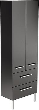 Verona SOLO Шкаф напольный, ширина 60см, 2 дверцы и ящик, артикул SL315