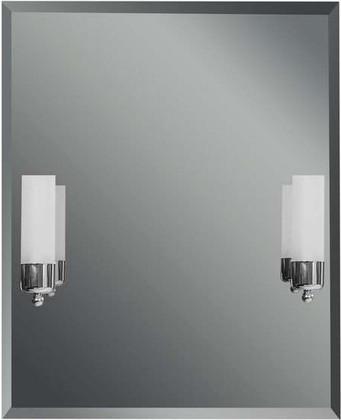 Зеркало 55x65см с фацетом 15мм и со встроенными светильниками-бра Dubiel Vitrum CENTO 5905241015767