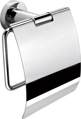 Держатель с крышкой для туалетной бумаги, хром Colombo BASIC B2791
