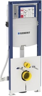 Инсталляция для подвесного унитаза, узкая Geberit Duofix Sigma 111.361.00.5