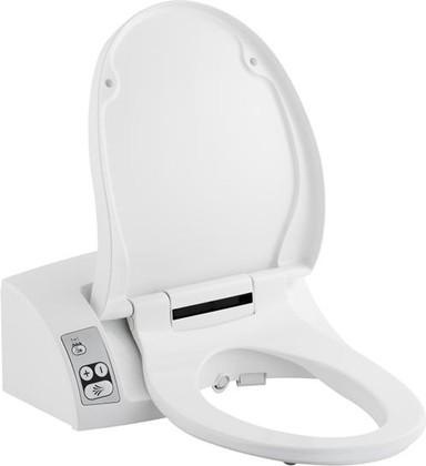 Крышка-биде электронная с дистанионным ПУ, белая Geberit AquaClean 5000plus 146.110.11.1