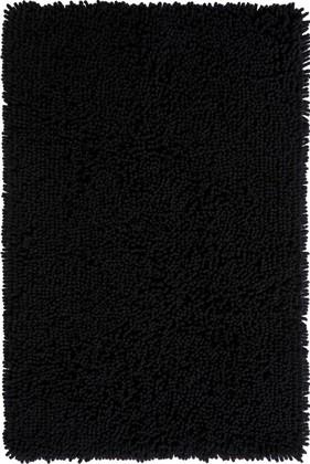 Коврик для ванной 60x90см чёрный Grund NEO 2581.14.7014