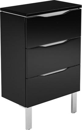 Шкаф средний напольный, 3 ящика 60x34x106см Verona Viva VA414