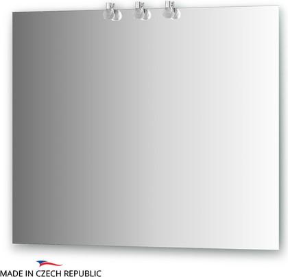 Зеркало 90х75см со светильниками Ellux CRY-B3 0212