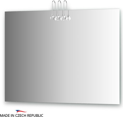 Зеркало 100х75см со светильниками Ellux CRY-C3 0213
