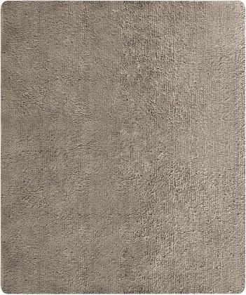 Коврик для ванной комнаты 55x65см коричневый Spirella SERENA 1018020