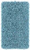 Коврик для ванной комнаты 70x120см бирюзовый Kleine Wolke RIVA 5471 766 225
