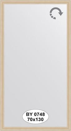 Зеркало 70x130см в багетной раме бук Evoform BY 0748