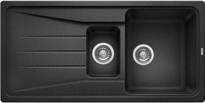 Кухонная мойка оборачиваемая с крылом, гранит, антрацит Blanco SONA 6 S 519852