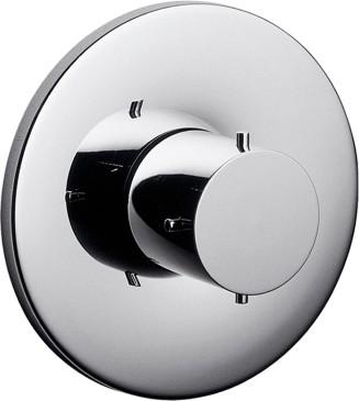 Запорный вентиль для душа ½' / ¾', хром Hansgrohe AXOR Starck 10970000