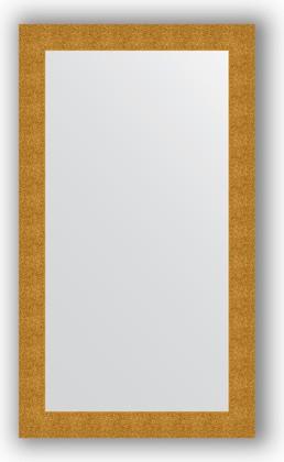 Зеркало в багетной раме 80x140см чеканка золотая 90мм Evoform BY 3310
