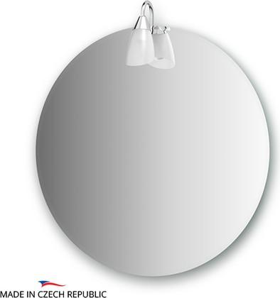 Зеркало со светильником, диаметр 65см Ellux CLA-A1 0011