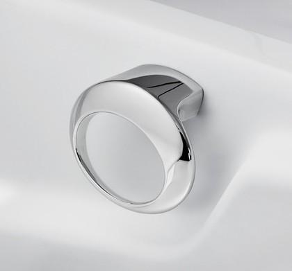 Ручки для ванны, хром Roca MING 291120001