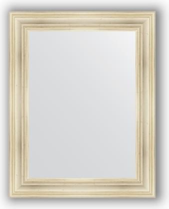Зеркало в багетной раме 72x92см травленое серебро 99мм Evoform BY 3188