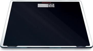 Весы напольные электронные 150кг/100гр Soehnle Slim Design Black 63559