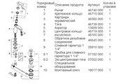 Смеситель однорычажный с донным клапаном для раковины, хром Grohe EURODISC Cosmopolitan 23049002