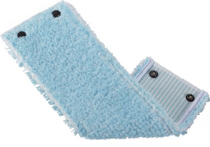 Сменная насадка для паркетных полов, 33см Leifheit CLEAN TWIST extra soft 55321