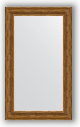 Зеркало в багетной раме 72x122см травленая бронза 99мм Evoform BY 3221
