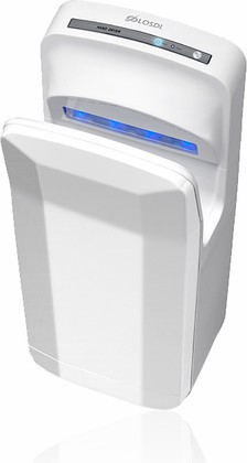 Сушилка для рук автоматическая, белая LOSDI CS-700X-L