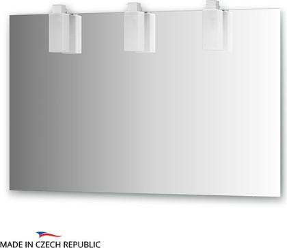 Зеркало со светильниками 120х75см Ellux RUB-B3 0215