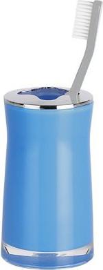 Стакан для зубных щёток голубой Spirella SYDNEY Acrylic 1011326