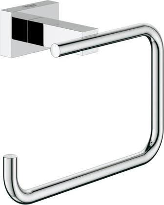 Держатель туалетной бумаги без крышки, хром Grohe ESSENTIALS Cube 40507000