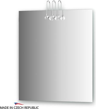 Зеркало 65х75см со светильниками Ellux CRY-C3 0208