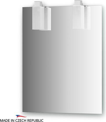 Зеркало со светильниками 60х75см Ellux RUB-B2 0207