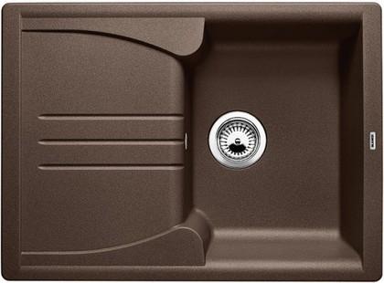 Кухонная мойка оборачиваемая с крылом, гранит кофе Blanco ENOS 40 S 515080