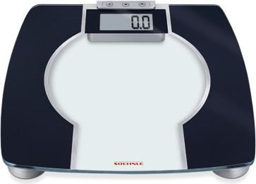 Весы напольные электронные 150кг/100гр Soehnle Body Balance Control Contour F3 63750