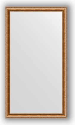Зеркало в багетной раме 75x135см версаль бронза 64мм Evoform BY 3303