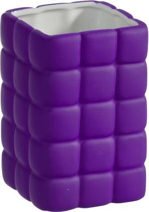 Стакан пурпурный Wenko CUBE 20445100