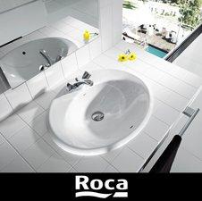 Качество и изысканный дизайн раковин Roca