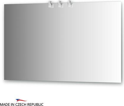 Зеркало со светильниками 120х75см Ellux SON-A3 0215
