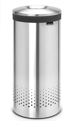 Бак для белья 35л матовая сталь Brabantia 105128