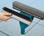 Швабра 3 в 1 с телескопической ручкой 105-135см Leifheit MULTIMOP 57700