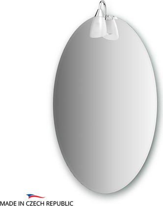 Зеркало со светильником 50х80см Ellux CLA-A1 0092