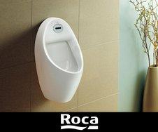 Писсуары Roca - функциональность и дизайн придают пространству идеальный вид