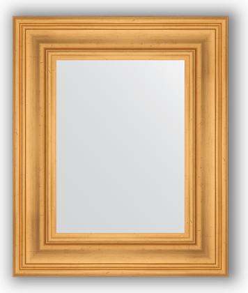 Зеркало в багетной раме 49x59см травленое золото 99мм Evoform BY 3027