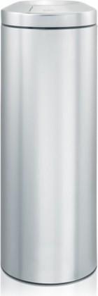 Несгораемая урна для бумаг 20л сталь матовая Brabantia 378560