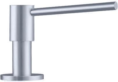 Дозатор жидкого моющего средства встраиваемый, нержавеющая сталь матовой полировки Blanco PIONA 515992