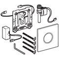 ИК привод смыва для писсуара, пластиковая кнопка глянцевый хром Geberit Sigma01 116.021.21.5